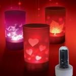 Nuansa Romantis Dengan Lampu