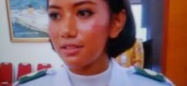 Juana, Paskibraka Pembawa Baki Bendera Pusaka
