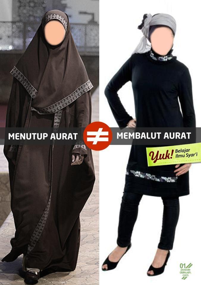 jilbab-balut
