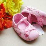 Tepat Memilih Sepatu Bayi