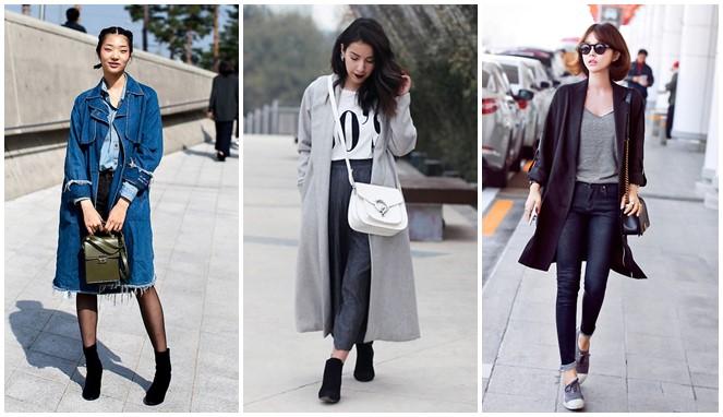 Tren Fashion Musim Gugur Yang Simple
