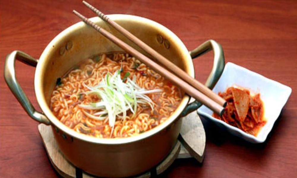 Makanan Drama Korea Ramyeon