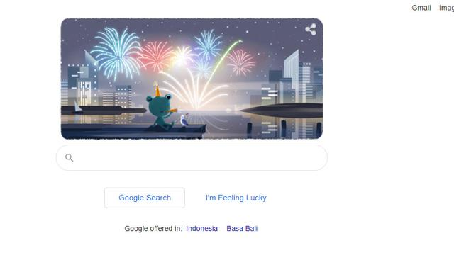 Google Doodle 2020