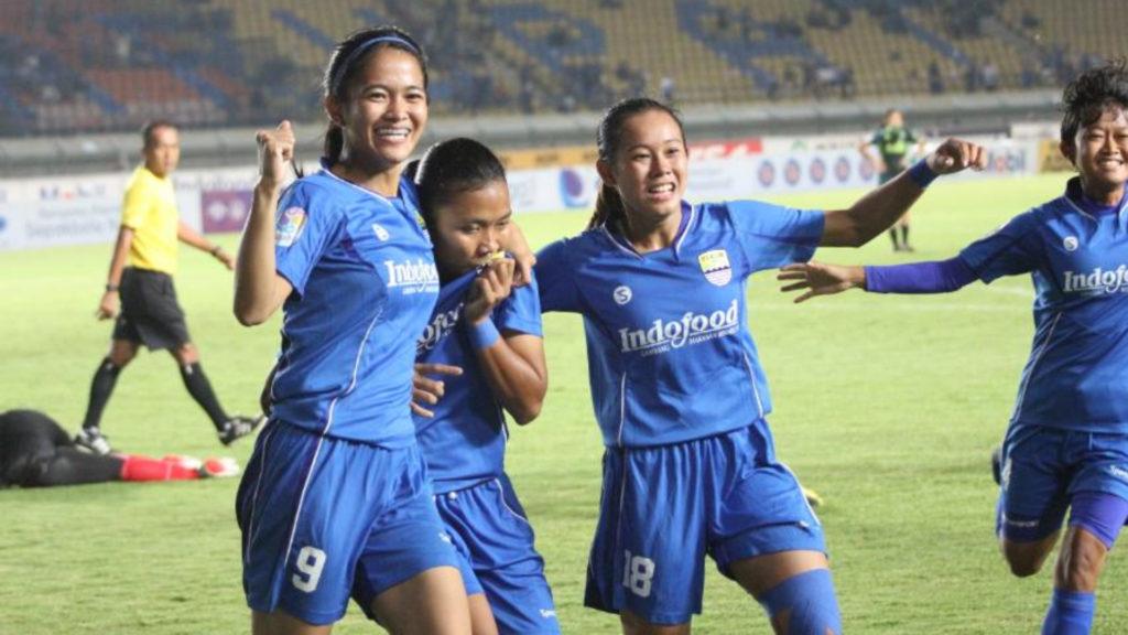 Persib Putri Lolos Final Liga 1 Putri 2019