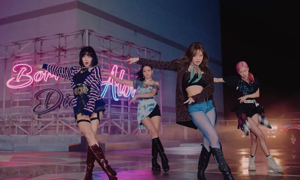 BLACKPINK: Lovesick Girls Versi Jepang