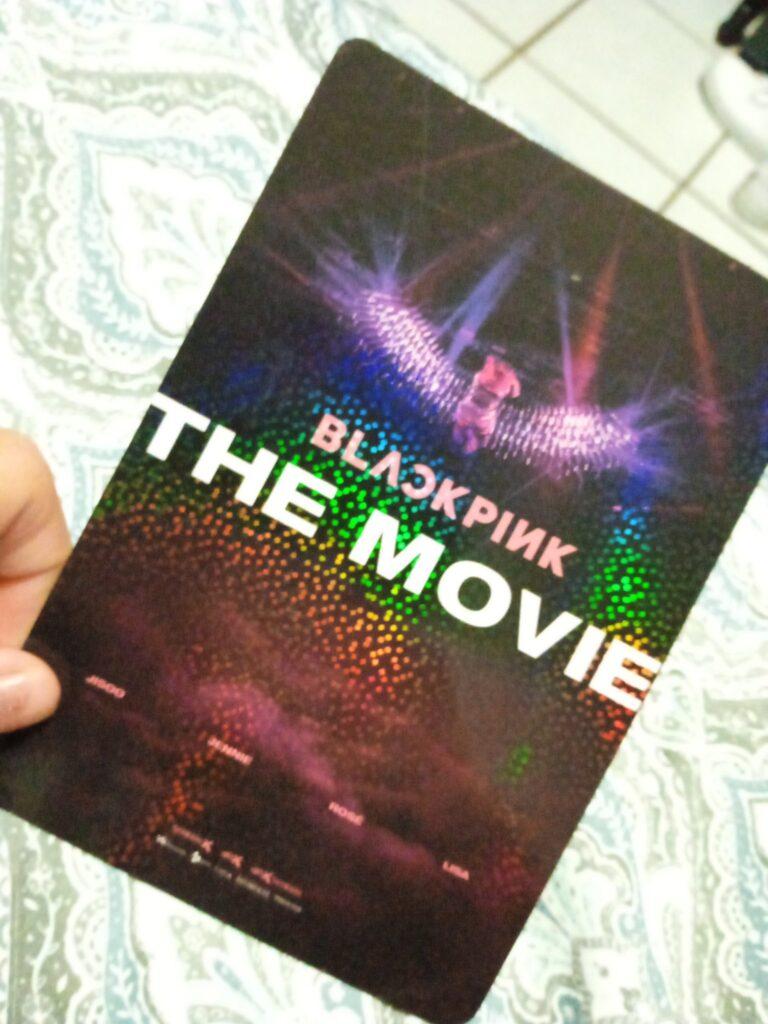 Tiket BLACKPINK The Movie